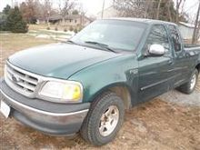 2000 Ford F150XLT Extended Cab