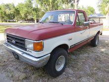 1987 Ford F-150 4x4 Pickup