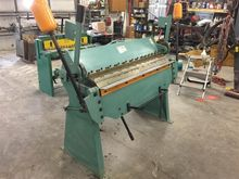 2005 Grizzly G0542 Metal Bender