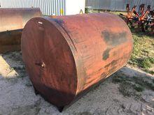 500 Gallon Horizontal Fuel Tank