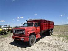 1984 GMC 7000 T/A Grain Truck