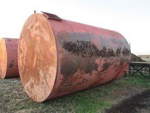 Steel Liquid Storage Tank