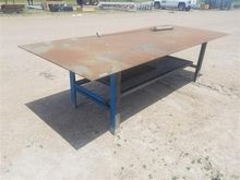 Behlen Mfg Steel Bench/Welding