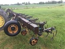 Burch 608 9 Row Cultivator