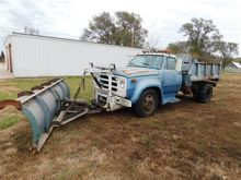 1976 Dodge C600 Dump Truck with