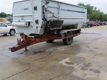 Knight 3070 Truck Mount Mixer O