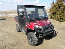 2012 Polaris Ranger XP 4x4 Side