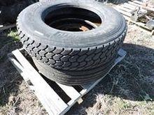 Michelin-Samson Tires and Rim