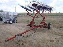 Befco 10 Wheel V Rake