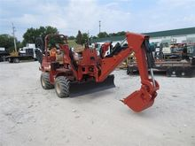 2001 Ditch Witch 5110 Trencher