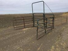 Cattle Chute Panels