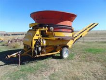 Used Tub Grinders Bale Processors For Sale Haybuster