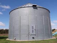 Chief Grain Bin