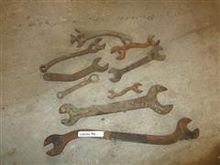 Antique Wrenches