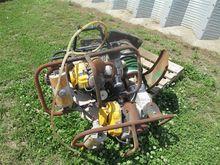 Wacker GVR151Y Gas Powered Tamp
