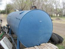 Used Fuel Tank w/Mou