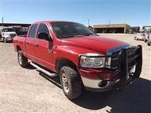 2009 Dodge Ram 2500 4x4 Crew Ca