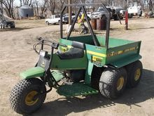 1992 John Deere AMT 600 ATV 5 W