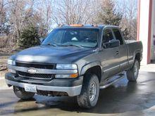 2002 Chevrolet 2500HD 4 x 4 Ext