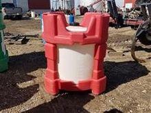125 Gallon Poly Chemical Tank