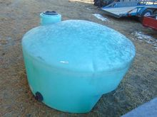 Pickup Water Tank