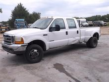 1999 Ford F350 Dually 4x4 Crew