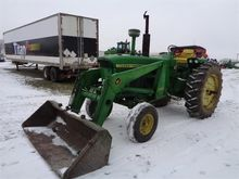 1964 John Deere 4020 Row Crop T