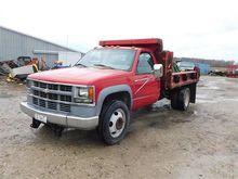 1998 Chevrolet C3500 Dump Truck