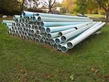 PVC Irrigation Pipe