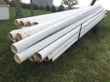 Poly Non-Gated Irrigation Pipe