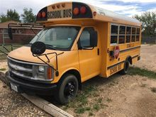 2001 Chevrolet School Bus