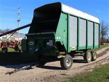 Badger 1200 Forage Wagon