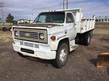 1985 Chevrolet C60 Dump Truck