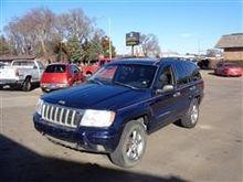 2004 Jeep Grand Cherokee Limite