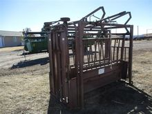 Cattle Manual Working Chute