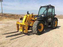 2015 J C B 536-60 Agri Telehand