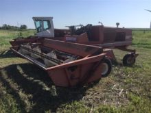 Hesston Self Propelled Discbine For Sale