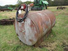 Used 500 Gallon Stee