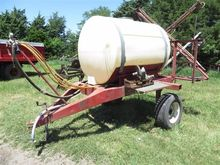 2 Wheel Pull Type Sprayer w/500