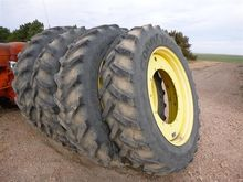 Goodyear Sprayer Tires & Rims