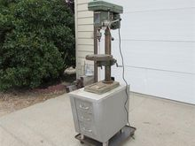 Rockwood Drill Press & Central