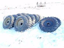 Used Irrigation Tire