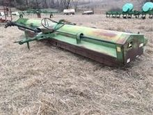 John Deere 120 Flail Shredder