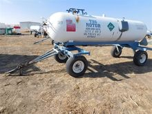 1967 Semco Anhydrous Tank