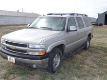 2005 Chevrolet K1500 4X4 Suburb