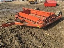 Used Soil Mover Scra