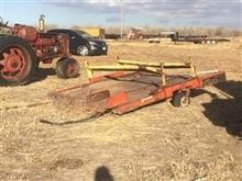 Farmhand 8 Bale Accumulator