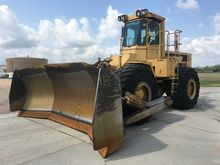 1981 Cat 824C Wheel Dozer
