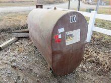 Used Oil/Fuel Storag