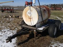 Used Portable Fuel T